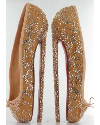 Louboutin takes inspiration from ballet for amazing point shoes