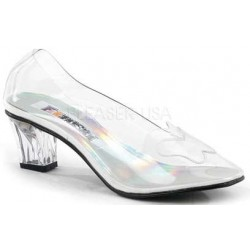 Crystal Clear Butterfly Cinderella Pump Mild to Wild Womens Shoes  Shoes for Women from Flats to Extreme High Heels & Platforms