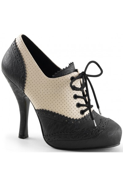Cutie Pie Spectator Oxford Shoe at Mild to Wild Womens Shoes,  Shoes for Women from Flats to Extreme High Heels & Platforms