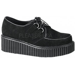 Black Suede Womens Creeper Mild to Wild Womens Shoes  Shoes for Women from Flats to Extreme High Heels & Platforms