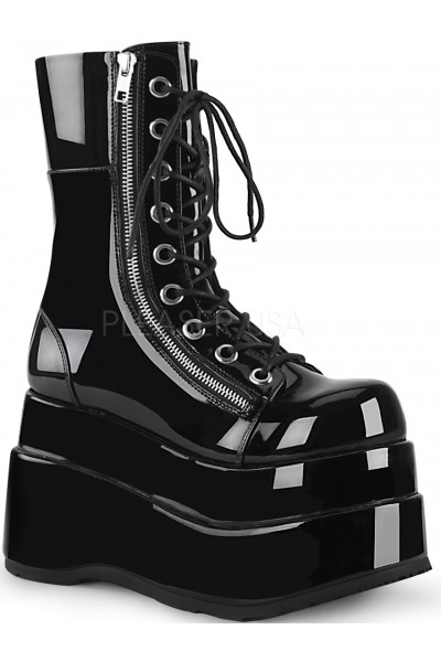 Bear Black Womens Platform Boot at Mild to Wild Womens Shoes,  Shoes for Women from Flats to Extreme High Heels & Platforms