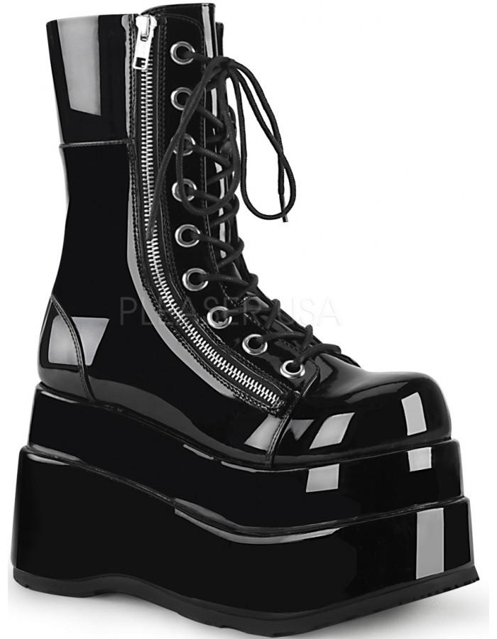 feb4175d61302 Bear Black Womens Platform Boot