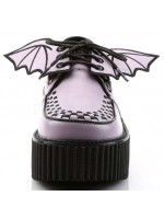 Pink Bat Wing Creepers for Women at Mild to Wild Womens Shoes,  Shoes for Women from Flats to Extreme High Heels & Platforms