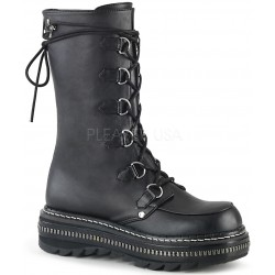 Lilith Metal Trimmed Mid-Calf Womens Black Boot Mild to Wild Womens Shoes  Shoes for Women from Flats to Extreme High Heels & Platforms