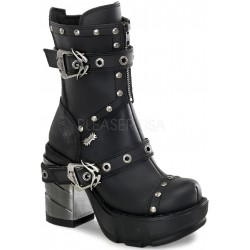 Sinister Womens Motorcycle Boot Mild to Wild Womens Shoes  Shoes for Women from Flats to Extreme High Heels & Platforms