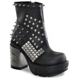 Spiked and Studded Sinister Womens Boot Mild to Wild Womens Shoes  Shoes for Women from Flats to Extreme High Heels & Platforms