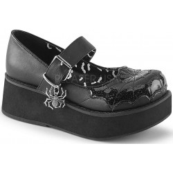 Spiderweb Sprite Black Platform Mary Jane