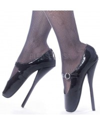 Ballet Extreme Black Mary Jane Shoe