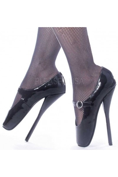 Ballet Extreme Black Mary Jane Shoe at Mild to Wild Womens Shoes,  Shoes for Women from Flats to Extreme High Heels & Platforms