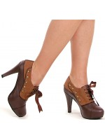 Steam Womens Steampunk Oxfords at Mild to Wild Womens Shoes,  Shoes for Women from Flats to Extreme High Heels & Platforms