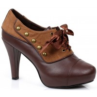 Steam Womens Steampunk Oxfords