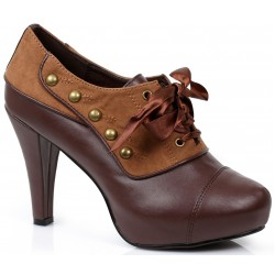 Steam Womens Steampunk Oxfords Mild to Wild Womens Shoes  Shoes for Women from Flats to Extreme High Heels & Platforms
