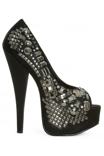 Bailey Rock Star Studded Pumps at Mild to Wild Womens Shoes,  Shoes for Women from Flats to Extreme High Heels & Platforms
