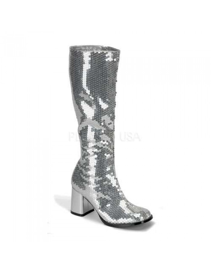 GoGo Boot with 3 Inch Heel