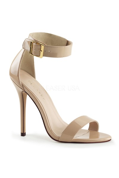 Amuse Cream Ankle Strap Sandal at Mild to Wild Womens Shoes,  Shoes for Women from Flats to Extreme High Heels & Platforms