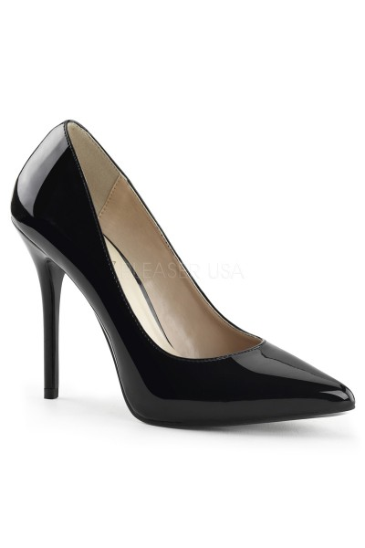 Amuse Black 5 Inch High Heel Pump at Mild to Wild Womens Shoes,  Shoes for Women from Flats to Extreme High Heels & Platforms