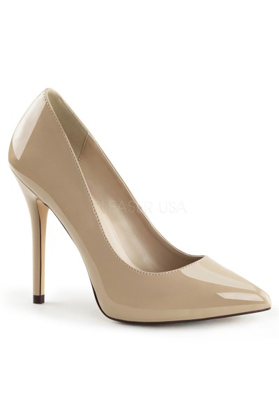 Amuse Cream 5 Inch High Heel Pump at Mild to Wild Womens Shoes,  Shoes for Women from Flats to Extreme High Heels & Platforms