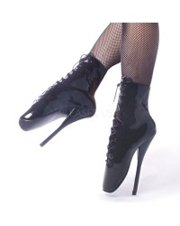 Ballet Lace Up Extreme Granny Boots