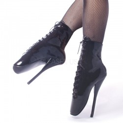 Ballet Lace Up Extreme Granny Boots Mild to Wild Womens Shoes  Shoes for Women from Flats to Extreme High Heels & Platforms