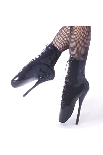 Ballet Lace Up Extreme Granny Boots at Mild to Wild Womens Shoes,  Shoes for Women from Flats to Extreme High Heels & Platforms