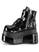Bear Black Platform Ankle Boots at Mild to Wild Womens Shoes,  Shoes for Women from Flats to Extreme High Heels & Platforms