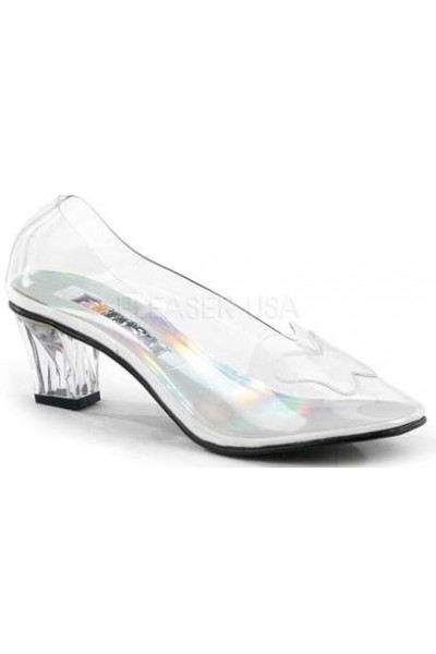 Crystal Clear Butterfly Cinderella Pump at Mild to Wild Womens Shoes,  Shoes for Women from Flats to Extreme High Heels & Platforms