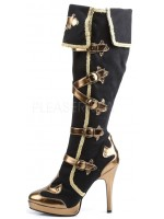 Arena Military Inspired Knee Boots for Women at Mild to Wild Womens Shoes,  Shoes for Women from Flats to Extreme High Heels & Platforms