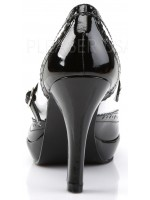 Contessa 4 Inch Heel Mary Jane Spectator Pump at Mild to Wild Womens Shoes,  Shoes for Women from Flats to Extreme High Heels & Platforms