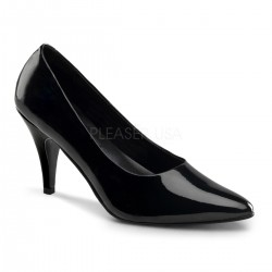 Black Essential Pump 420 3 Inch Heel Shoe Mild to Wild Womens Shoes  Shoes for Women from Flats to Extreme High Heels & Platforms