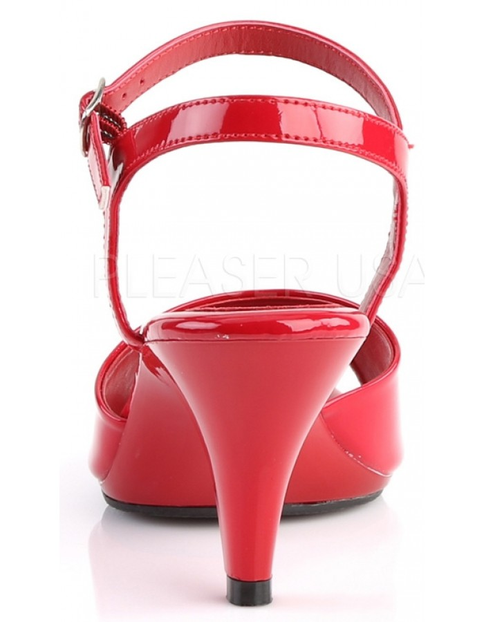f75f095b4cd ... Red Belle 3 Inch Heel Sandal at Mild to Wild Womens Shoes