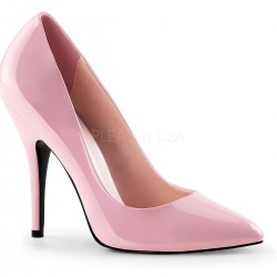 Baby Pink 5 Inch Heel Seduce Stiletto Pump Mild to Wild Womens Shoes  Shoes for Women from Flats to Extreme High Heels & Platforms