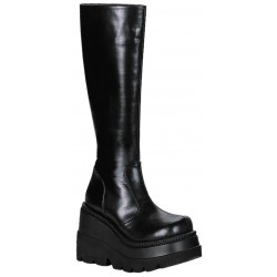 Shaker Platform Knee High Womens Boot Mild to Wild Womens Shoes  Shoes for Women from Flats to Extreme High Heels & Platforms