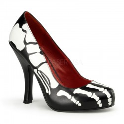 X-Ray Skeleton Pumps Mild to Wild Womens Shoes  Shoes for Women from Flats to Extreme High Heels & Platforms